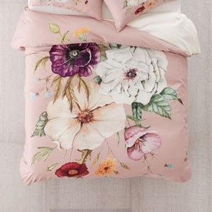 DENY Wildflower Bouquet Duvet Cover